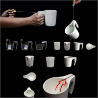 Bluezen Poşet Çay Sıkmalı Kupa Bardak