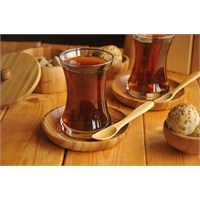 Bambum Tai - 6'lı Çay Kaşığı