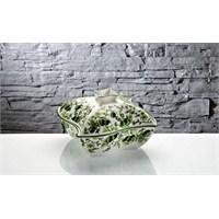 iHouse Rx03 Porselen Fırın Kabı Yeşil
