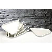 iHouse Yg02 Porselen Armut Kase Beyaz