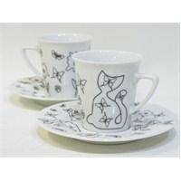 Cats By Luyano Cay Fincan+Tbk 2Li Set