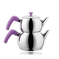 Remetta Aile Çaydanlık Lila