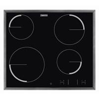 Zanussi ZEV6340XBA 4 Gözü Elektrikli Vitroseramik Ankastre Ocak