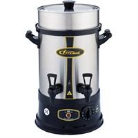 İmza İ-1080 8 lt 80 Bardak Paslanmaz Çelik Çay Makinası