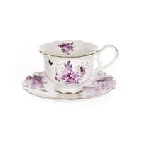 Marianna Çay Fincan Seti 6Lı