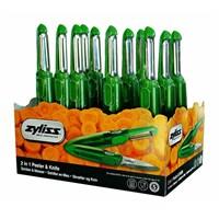 Zyliss E950001 Soyacak Ve Bıçak Yeşil (Stand 12 Adet)
