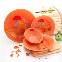 Joy Glass 24 Parça Autumn Yemek Takımı