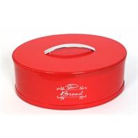 T-Design Ekmek Kutusu Kırmızı