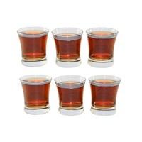 Paşabahçe Azur Viski Bardağı 6Lı