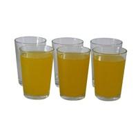 Paşabahçe Alanya Su-Meşrubat Bardağı 6Lı