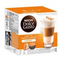 Nescafé® DOLCE GUSTO® Caramel Latte Macchiato Kapsülü
