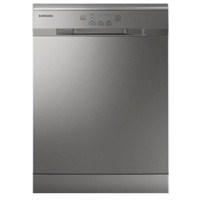 Samsung DW60H3010FV/TR A+ 3 Programlı Bulaşık Makinesi Gümüş
