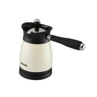 Vestel V-Brunch Serisi 1000 Beyaz Türk Kahvesi Makinesi