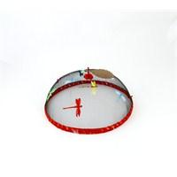 Kancaev Sineklik Kırmızı Bordürlü Arılı Küçük