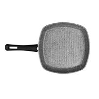 Karaca Grey Stone Bıo Granit Grıll 28 Cm