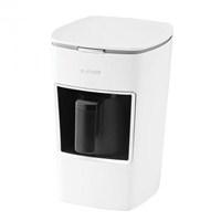 Arçelik K-3300 Yeni Telve Türk Kahve Makinesi-Beyaz