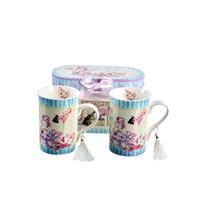 Lucky Art Tea Cup İkili Kupa Seti