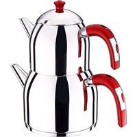 T-Design Diva Çelik Çaydanlık