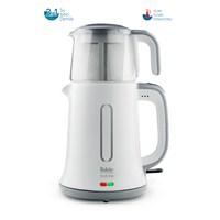 Fakir Teatime 2in1 Sıcak Tutma Fonksiyonlu Çay Makinesi - Beyaz