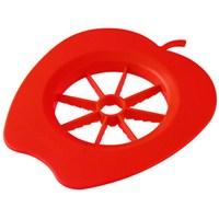 Fackelmann Elma Dılımleyıcı Plastik Kırmızı