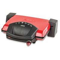 Fakir Grace 2000W Izgara ve Tost Makinesi - Kırmızı