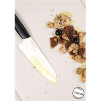 Kyocera Seramik Chef Bıçağı Fk-180Wh-Bk