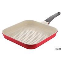 Neva N725 Sweet Ceramica Krem 28 Cm Grill Tava