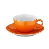 Kütahya Porselen 12 Parça Kahve Takımı Turuncu