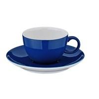 Kütahya Porselen 12 Parça Çay Takımı Lacivert