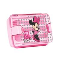 Minnie Mouse Lisanslı Beslenme Kutusu