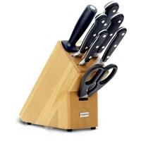 Wüsthof 7 Parça Bıçak Blok Set 9835-200