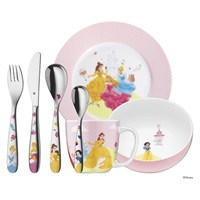 Wmf 7 Parça Çocuk Yemek Takımı Disney Princes
