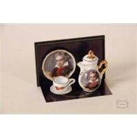 Beethoven Minyatür Çay Seti