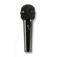 Siyah Mikrofon Magnet