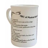Müzik Bilgisinin Abc Si Kupa