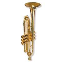 Magnet Çalgı Minyatür Trompet