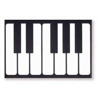 Piyano Tuşeli Magnet