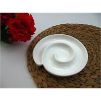 Lucena Salyangoz Zeytinlik - Beyaz