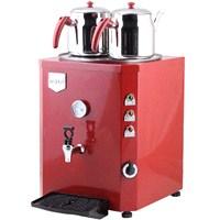 Remta Jumbo Tam Otomatik Çay Kazanı 2 Demlikli-Elektrikli
