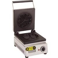 Remta Çiçek Model Waffle Makinası Elektrikli-16 Cm