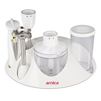 Arnica Orbital Lux 500Watt Standlı Blender Seti