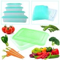 Bluezen Fresh Saklama Kabı (4Lü Set)