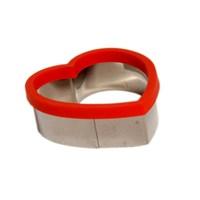 Atadan Metal Kalp Kek Kalıbı-Kırmızı-Se200h