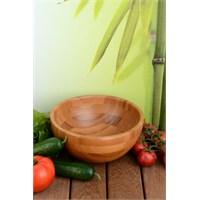 Royal Windsor Lüx Bambu Salata Kasesi - 19,8 Cm