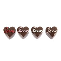 """Kancaev Magnet, 4'Lü Set, """"Çikolata Love"""""""