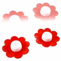 Daisy 2 Li Papatya Yumurtalık Kırmızı-G156