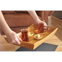 Bambum Favoritte Bambu Servis Çay Tepsisi Küçük