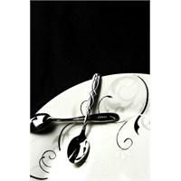 Evino 6'Lı Çay Kaşığı - Paslanmaz Çelik