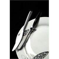 Evino 6'Lı Yemek Bıçağı - Paslanmaz Çelik