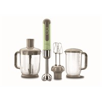Korkmaz A 447-02 Duo Mega Blender Set Turkuaz